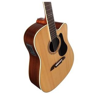 Alvarez AD70CE Electro Acoustic Guitar (2016)
