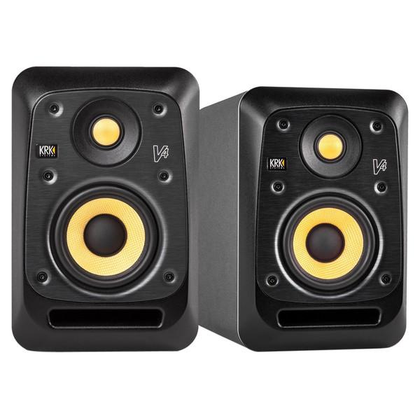 KRK V4S4 Studio Monitor, Pair