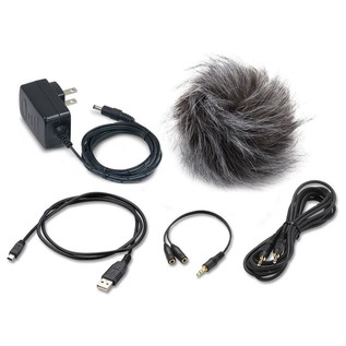 Zoom H4N Pro Handy Recorder with Accessory Pack - Accessory Pack