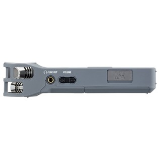 Zoom H1 Recorder, Matte Grey - Side 2