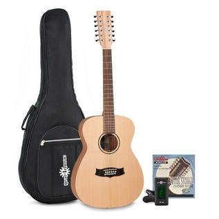 Tanglewood Roadster Series TWR-O-12 12-String Acoustic + Free Gifts