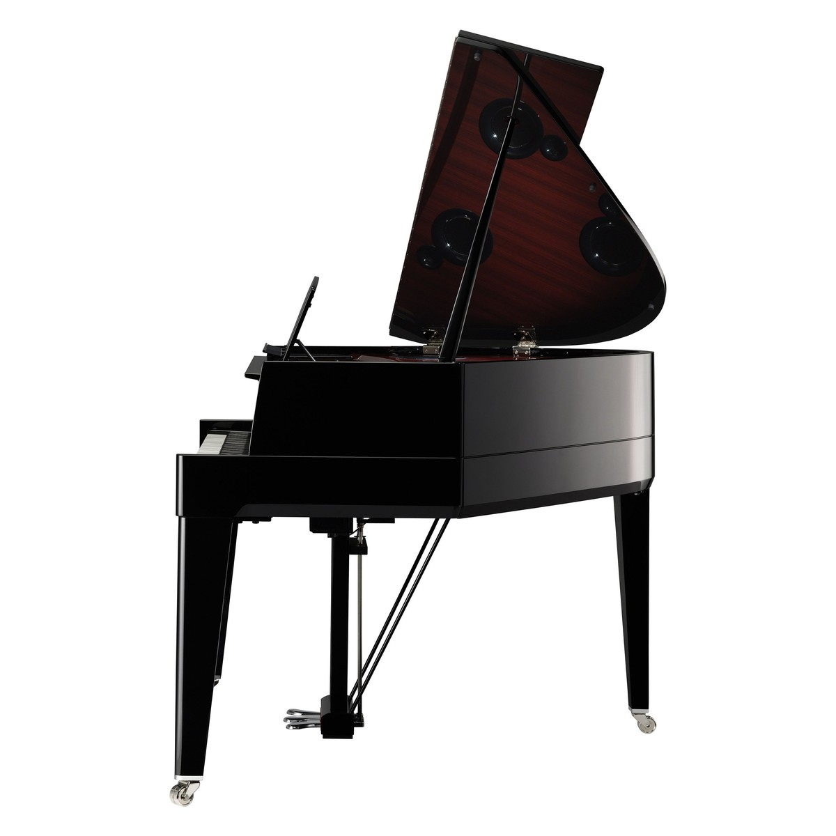 Yamaha N3X Avantgrand Hybrid Digital Grand Piano At Gear4music