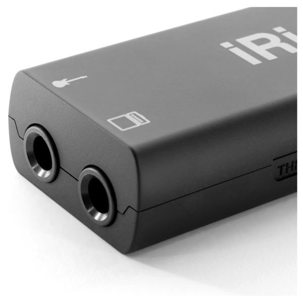 IK Multimedia iRig HD 2 - Connections