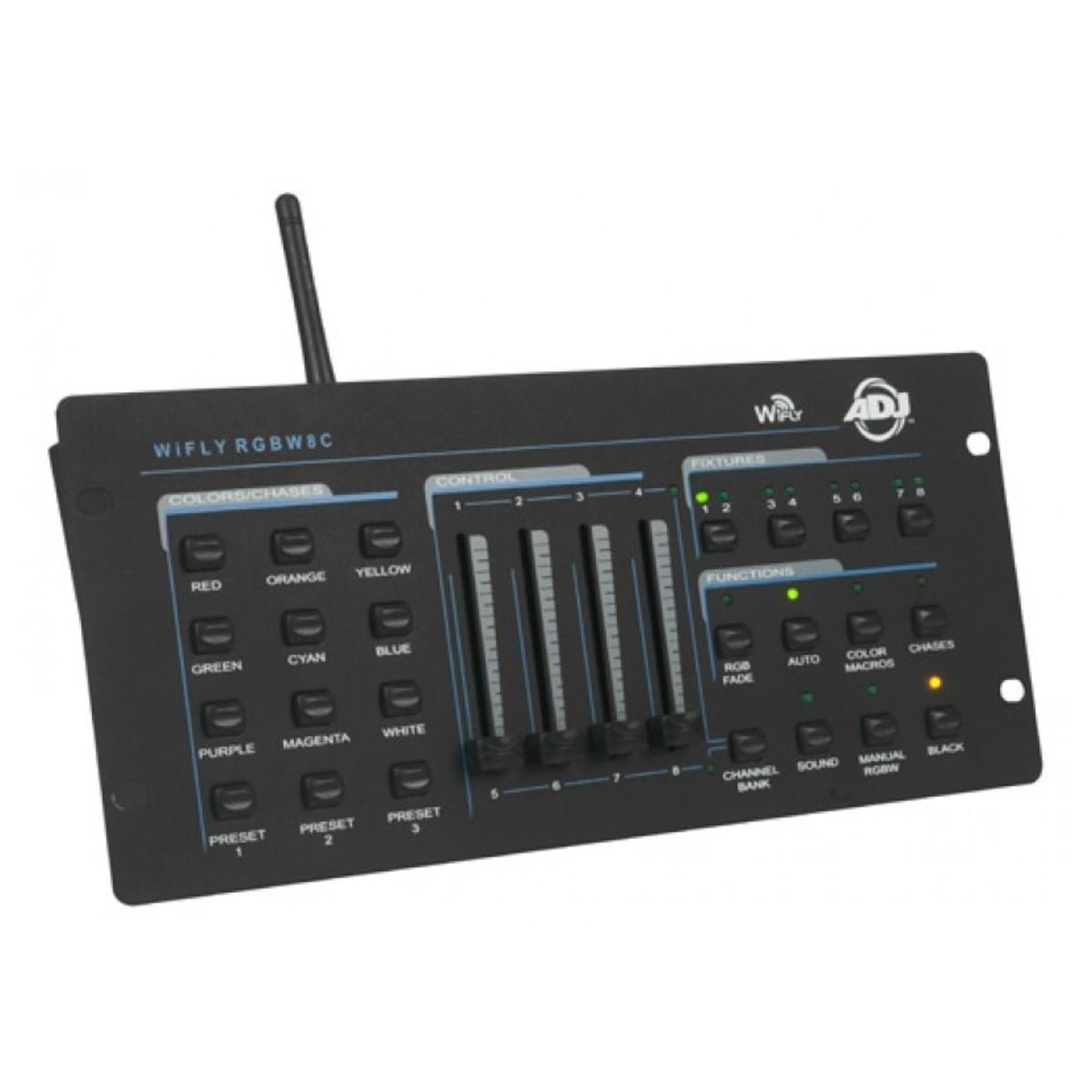 ADJ WiFly RGBW8C Wireless DMX Controller bei Gear4music