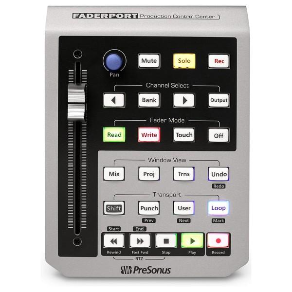 Presonus FaderPort Software Controller - Top