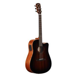Alvarez MDA66CESHB Electro Acoustic Guitar, Shadowburst (2016)