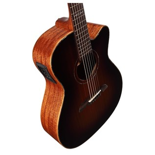 Alvarez MFA66CESHB Electro Acoustic Guitar, Shadowburst (2016)