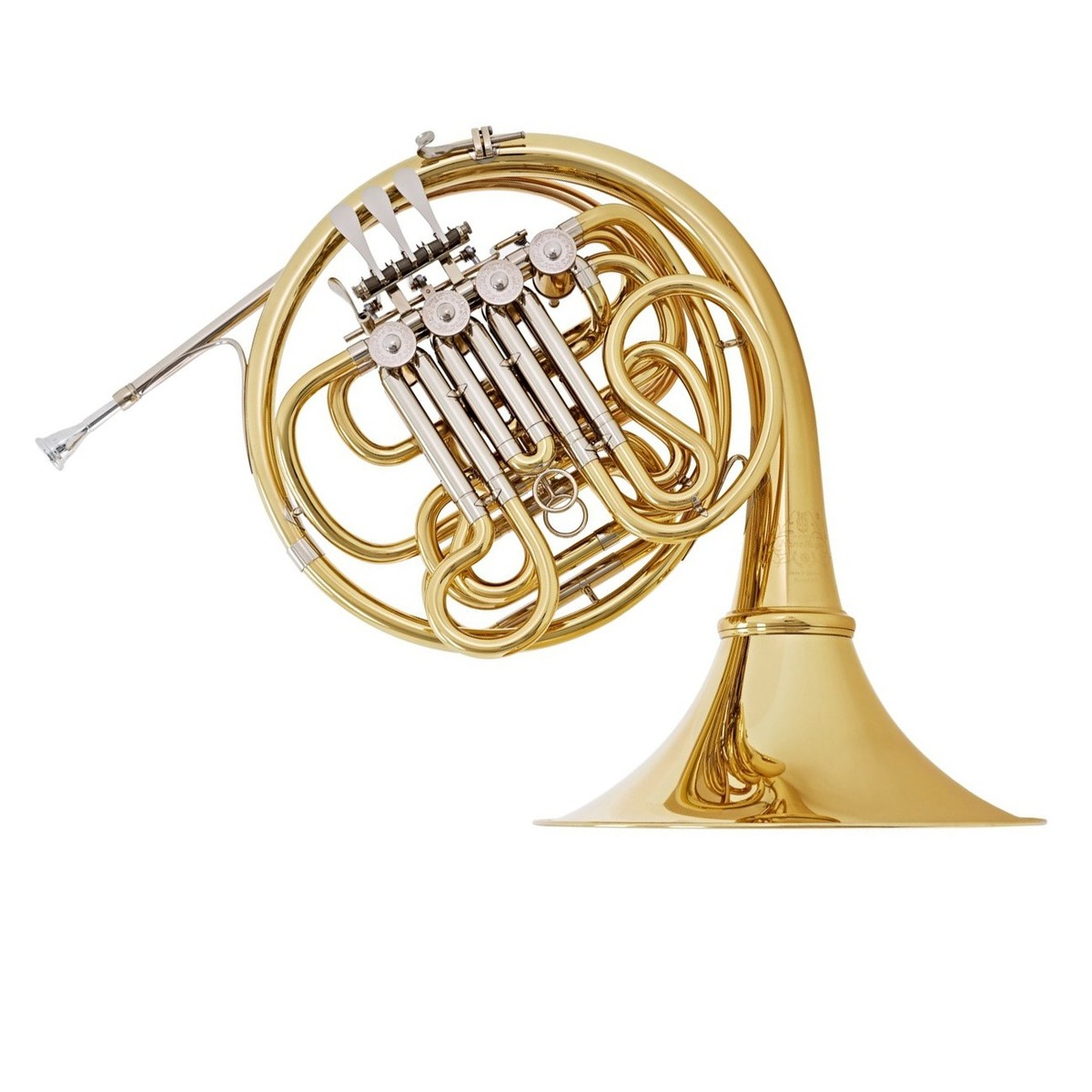 hans hoyer 801a 1 0 double french horn detachable bell at gear4music