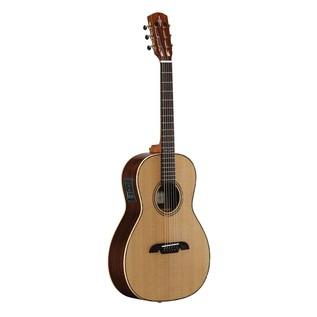 Alvarez MPA70E-LRB Parlor Electro Acoustic Guitar (2016)