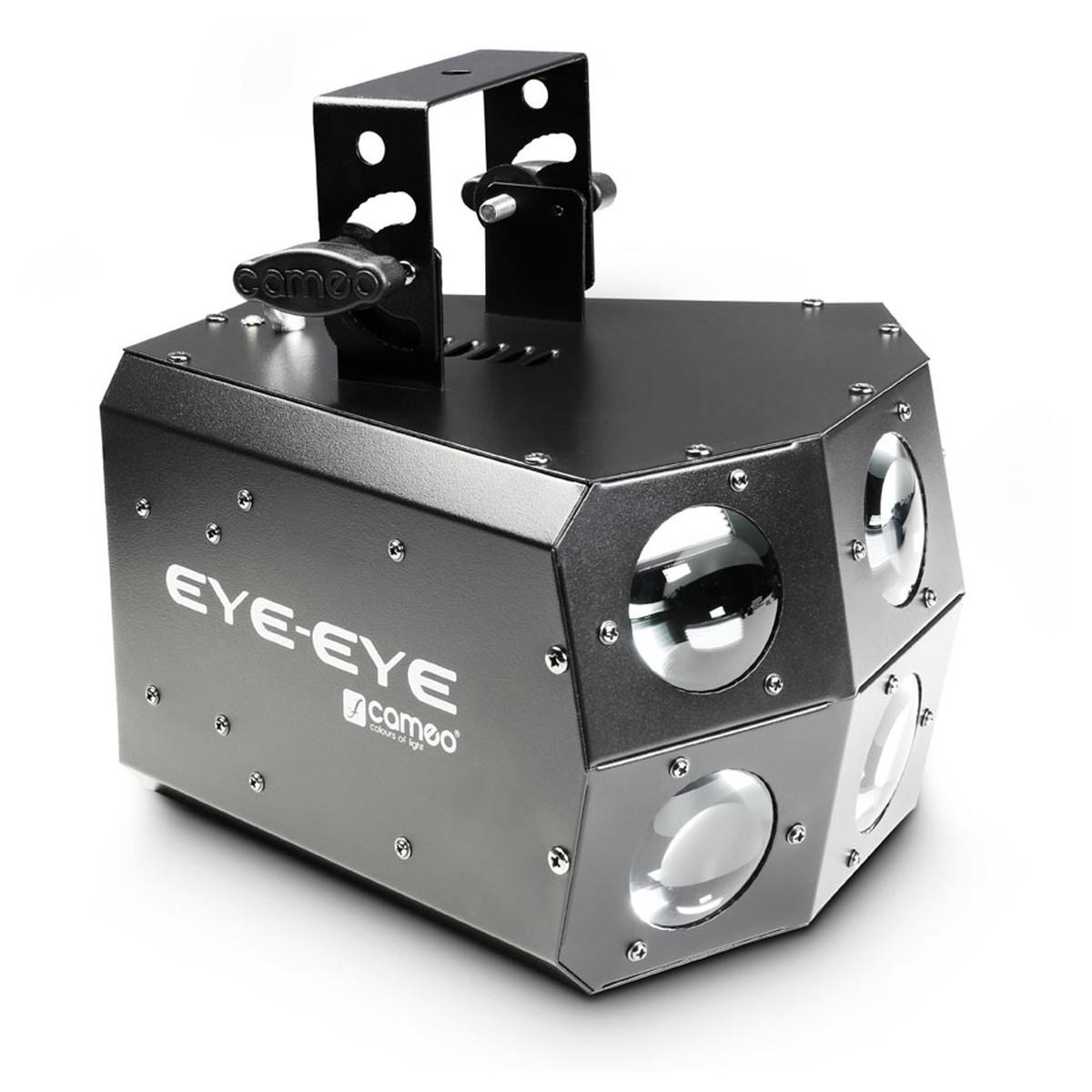 Cameo Eye Eye Derby Matrix Beam Led Lighting Effect At
