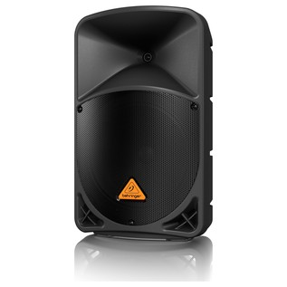 Behringer B112W Wireless Active PA Speaker Pair with Stands