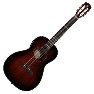 Alvarez MPA66ESHB Electro Acoustic Guitar, Shadowburst (2016)