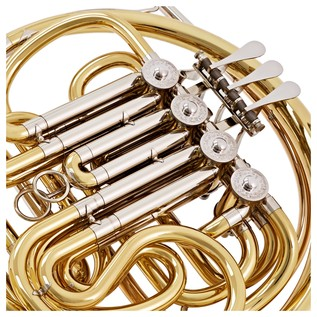 Hans Hoyer 801A-1-0 Double French Horn, Detachable Bell