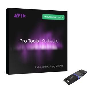 Avid Pro Tools HD Annual Subscription, Includes iLok -