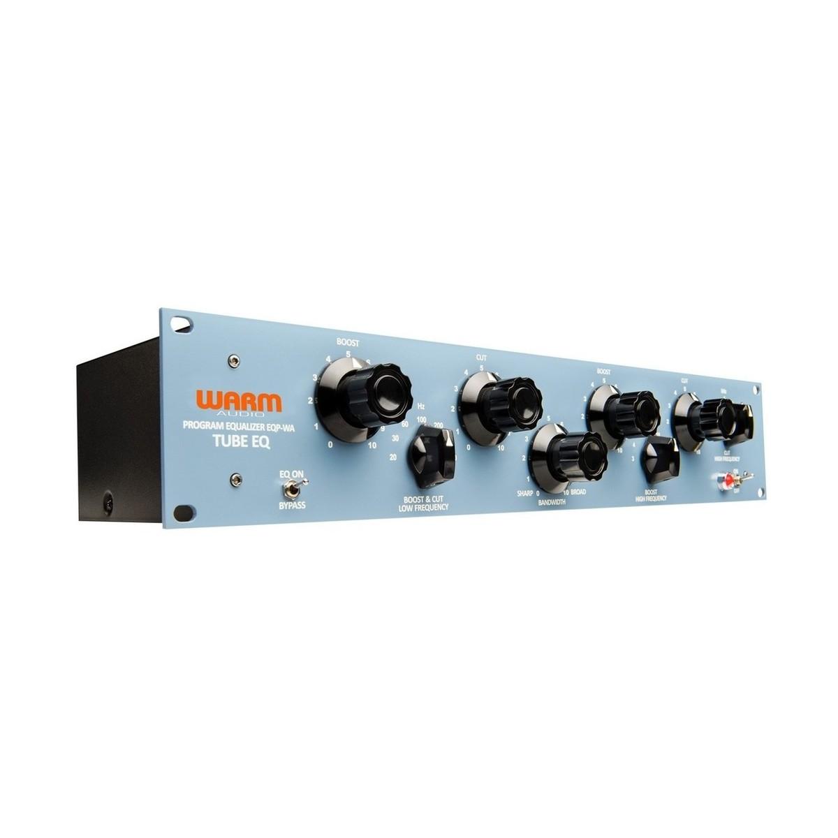 DISC Warm Audio EQP-WA Stereo EQ at Gear4music.com