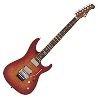 GJ2 By Grover Jackson GJ Select SMT Sunburst, Ex Display