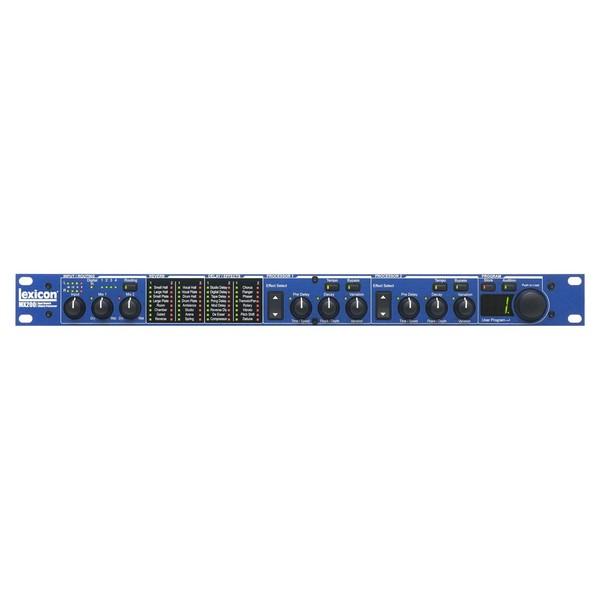 Lexicon MX200 Dual Reverb FX Processor - Front