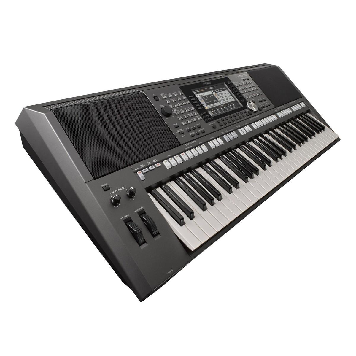 Yamaha psr s970 portable arranger workstation at for Yamaha psr s