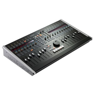 SSL Nucleus DAW Controller with SuperAnalog Monitoring - Angled