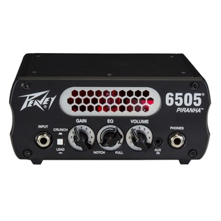 Peavey 6505 Head Front