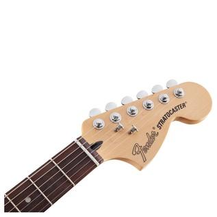 Fender Deluxe Roadhouse Stratocaster Electric Guitar, 3 Tone Sunburst
