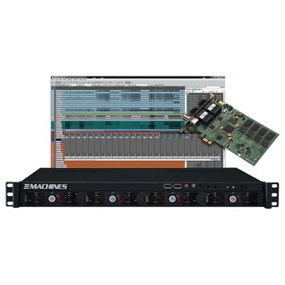 SSL Live-Recorder with MadiXtreme 128 - Bundle