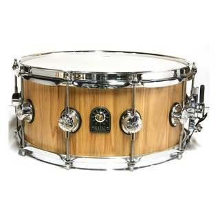 Natal Pure Stave 14 x 5.5 Snare Drum, Ash