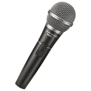Audio Technica PRO31 Dynamic Vocal Microphone with XLR Cable - Microphone