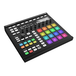 Native Instruments Maschine MK2, Black - Angled