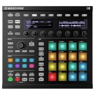 Native Instruments Maschine MK2, Black - Top