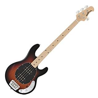 Music Man StingRay 4 HH Bass Guitar, MN, Vintage Sunburst