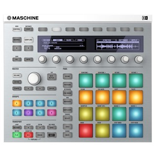 Native Instruments Maschine MK2, White - Top