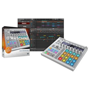 Native Instruments Maschine MK2, White - With Box
