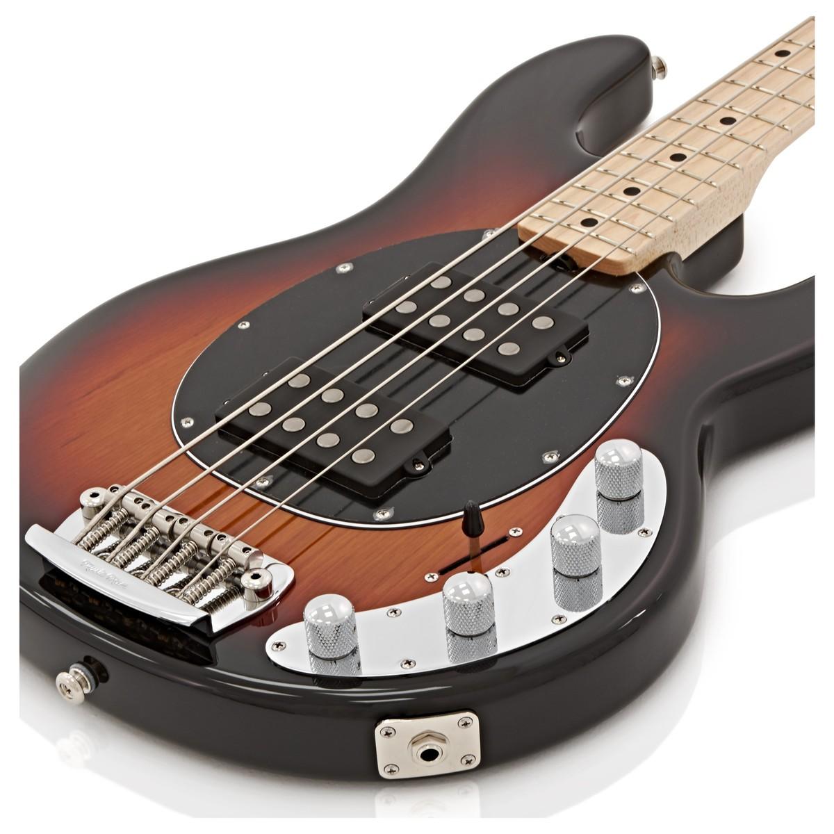 music man stingray 4 hh bass guitar mn vintage sunburst at. Black Bedroom Furniture Sets. Home Design Ideas