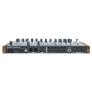 Arturia DrumBrute Drum Machine - Rear