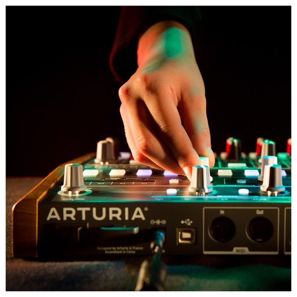 Arturia DrumBrute Drum Machine - Lifestyle
