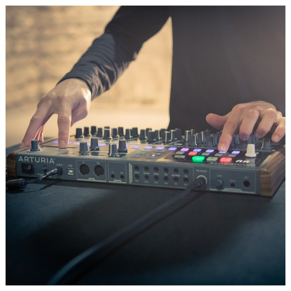 Arturia DrumBrute Drum Machine - Lifestyle 3