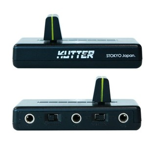 Stokyo Kutter Portable Crossfader - Front and Back (For Reference Only)