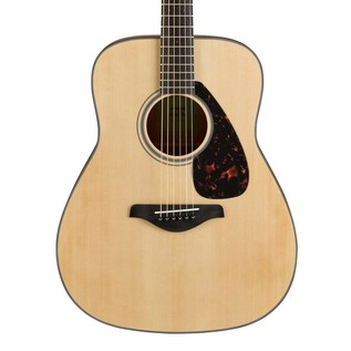 Yamaha FG800M Acoustic Guitar, Matt Natural