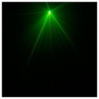 Cameo STORM FX Grating Laser, Strobe and Derby Lighting Effect