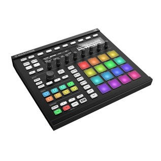 Native Instruments Maschine MK2 with Komplete 11 ULT, Black - Angled 2