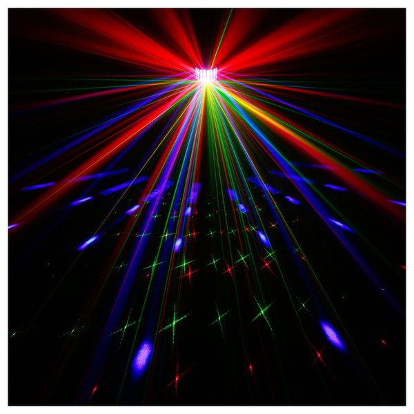 Cameo SUPERFLY FX Derby and Grating Laser Lighting Effect