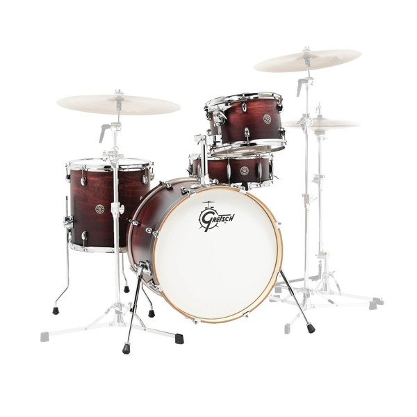 """Gretsch Catalina Club Classic 20"""" 4pc Shell Pack, Satin Antique Fade"""