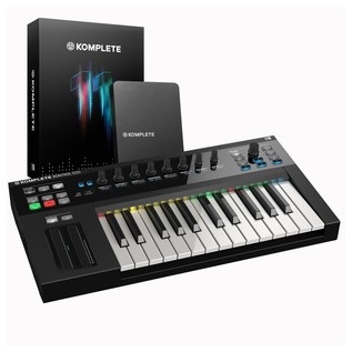 Native Instruments Komplete Kontrol S25 with Komplete 11 - Bundle