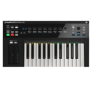 Native Instruments Komplete Kontrol S25 with Komplete 11 Ultimate - Top