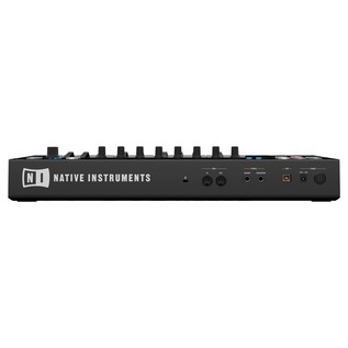 Native Instruments Komplete Kontrol S25 with Komplete 11 Ultimate - Rear