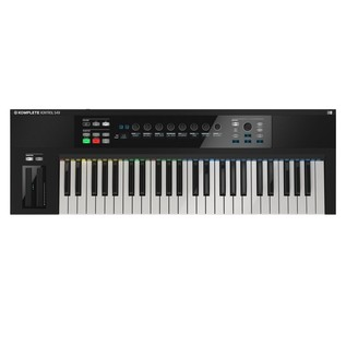 Native Instruments Komplete Kontrol S49 with Komplete 11 Ultimate - Top