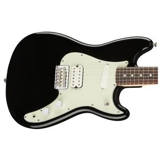 Fender Duo-Sonic HS Guitar, Black