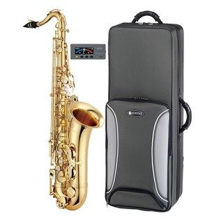 Jupiter JTS-700 Intermediate Tenor Saxophone Outfit with Free Tuner
