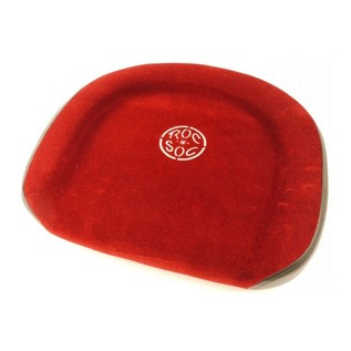Roc N Soc Square Seat, Red